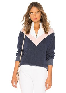 Wildfox Couture Blocked Soto Warm Up