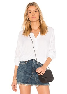 Wildfox Couture Button Up Tee