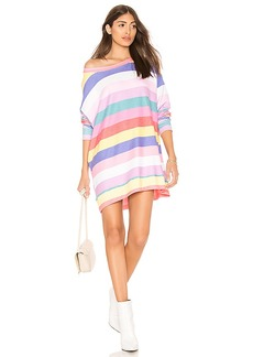 Wildfox Couture Castaway Roadtrip Sweater Dress