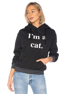 Wildfox Couture Cat Hoodie