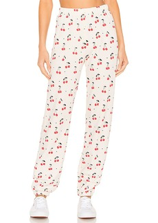Wildfox Couture Cherry Oh Baby Easy Sweatpant