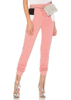 Wildfox Couture Colorblock Sweatpant