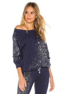 Wildfox Couture Cosmic Dust Sommers Sweatshirt