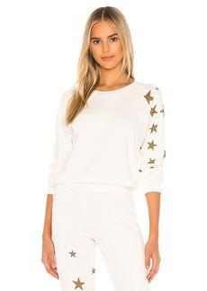 Wildfox Couture Fiona Star Jockey Sweatshirt