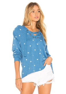 Wildfox Couture Football Star Hutton Sweater