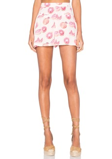 Wildfox Couture Grapefruit Shorts