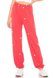 Wildfox Couture Lovestruck Easy Sweats Pant
