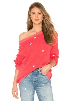 Wildfox Couture Lovestruck Sommers Sweater