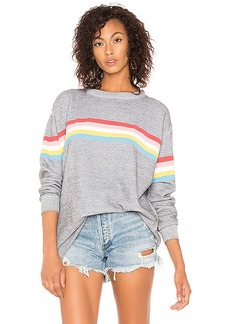 Wildfox Couture Marvel Stripe Roadtrip Sweater