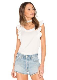 Wildfox Short Sleeve Top
