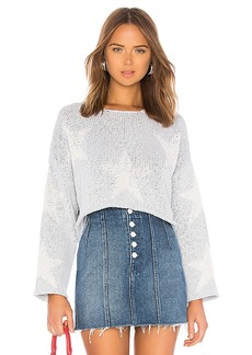 Wildfox Couture Star Crossed Star Sweater