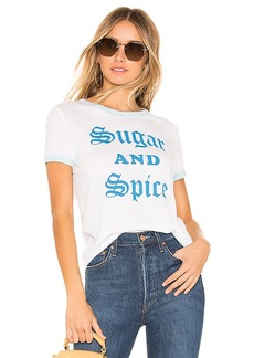 Wildfox Couture Sugar And Spice Johnny Ringer Tee