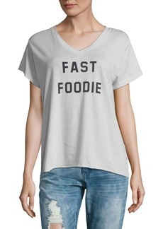 Wildfox Fast Foodie Tee