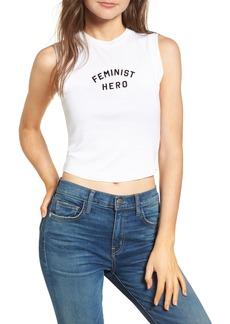 Wildfox Feminist Hero Keaton Tank