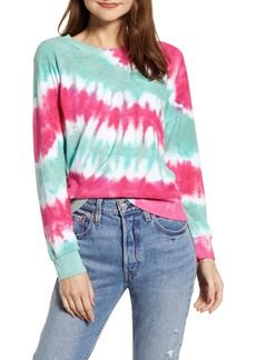 Wildfox Fiona Tie Dye Sweatshirt