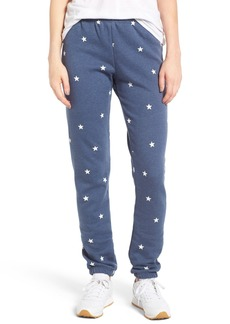 Wildfox Football Star Knox Sweatpants