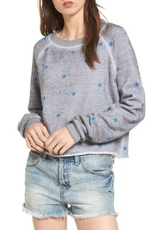 Wildfox Football Star Monte Sweatshirt
