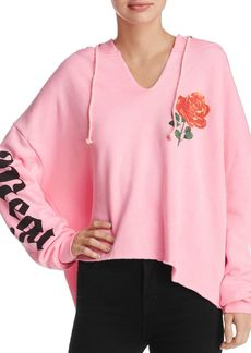 WILDFOX Freddy Mega Chic Hooded Sweatshirt