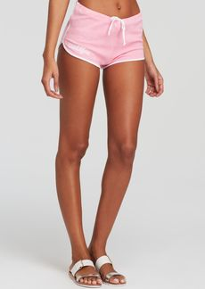 Wildfox Fun Fox Swim Cover-Up Shorts