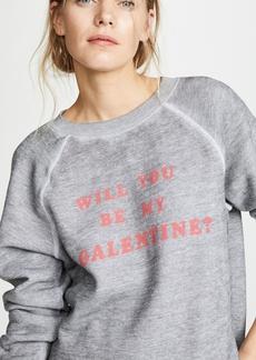 Wildfox Galentines Sweatshirt