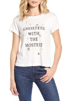 Wildfox Ghostess Cotton Tee