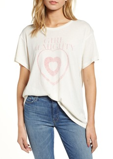 Wildfox Girl Almighty Manchester Tee