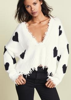 Wildfox Hearts Palmetto Sweater