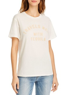 WILDFOX Keke Travels Well Graphic T-Shirt