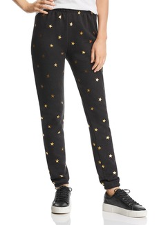 WILDFOX Knox Twinkle Star Print Sweatpants - 100% Exclusive