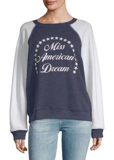 Wildfox Miss American Dream Sweatshirt