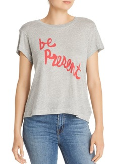 WILDFOX No. 9 Be Present Tee