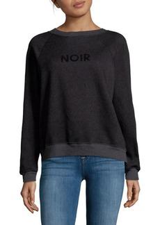 Wildfox Noir Sweater
