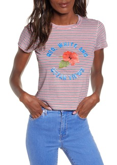 Wildfox Ocean Views No9 Graphic Tee