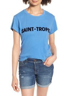 Wildfox Saint Tropez Tee