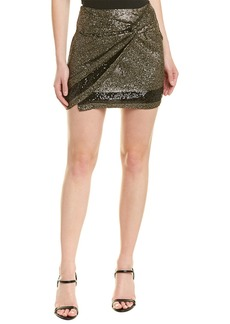 Wildfox Sequin Mini Skirt