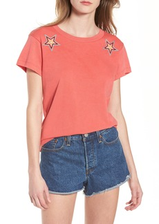 Wildfox Starbright Number 9 Tee