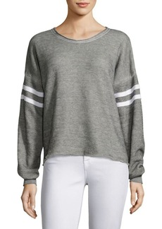 Wildfox Taped 5 AM Sweatshirt