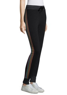 Wildfox Track Star Heather Pants
