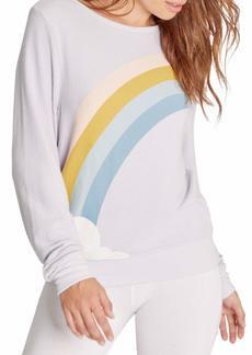 Wildfox Women's Baggy Beach Long Sleeve Pullover Sweatshirt