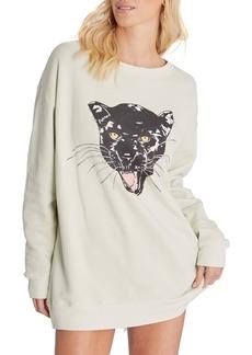 Women's Wildfox Roadtrip Oversize Sweatshirt