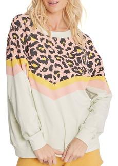 Women's Wildfox Sommers Party Cat Sweatshirt