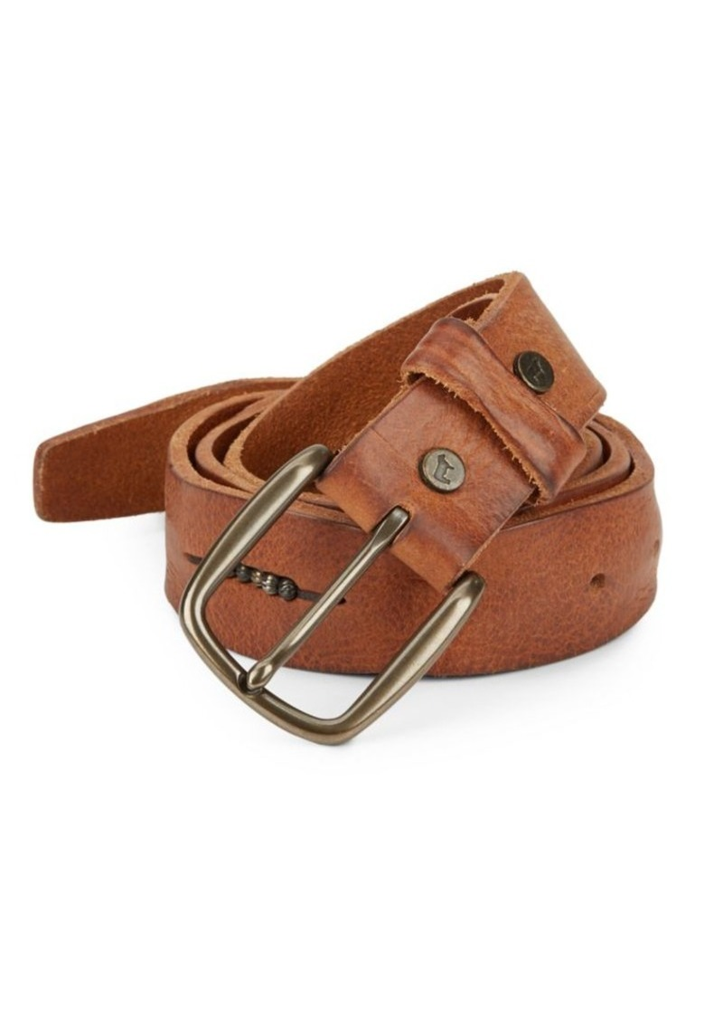 Will Leather Goods Anslem Leather Belt