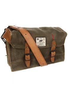 Will Leather Goods Will Leather Ammunition Bag Weekender