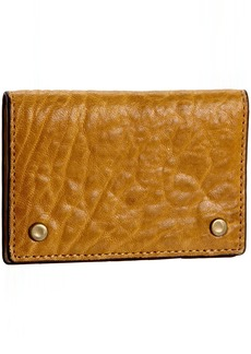 Will Leather Goods Will Leather Credit Card Wallet