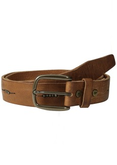Will Leather Goods Men's Anselm Belt