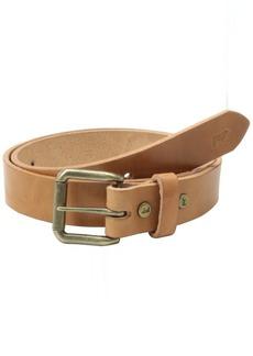 Will Leather Goods Men's Classic Saddle Belt