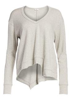 Wilt Asymmetric Sweatshirt Tee