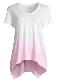 Wilt Ombré High-Low Tee