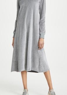 Wilt A-Line Velour Dress
