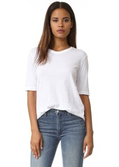 Wilt Classic Fitted Elbow Sleeve Tee